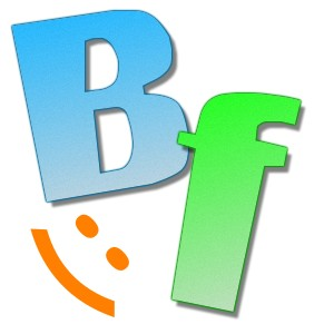 BlogFront logo