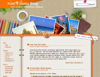 Тема для блога про путешествия
