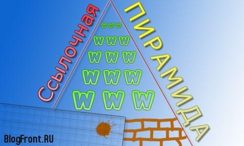 Ссылочная пирамида гуляет по блогосфере