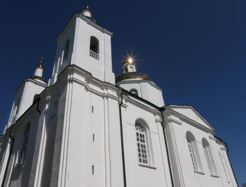 Кафедральный Богоявленский собор