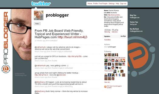А это просто Проблоггер