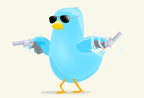 Twitter подал на спамеров в суд